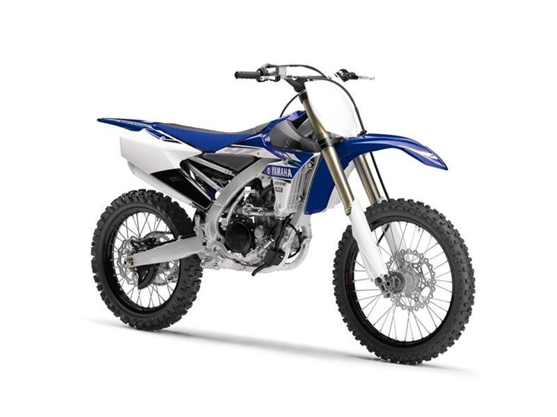 2017  Yamaha  YZ250F Team Yamaha Blue