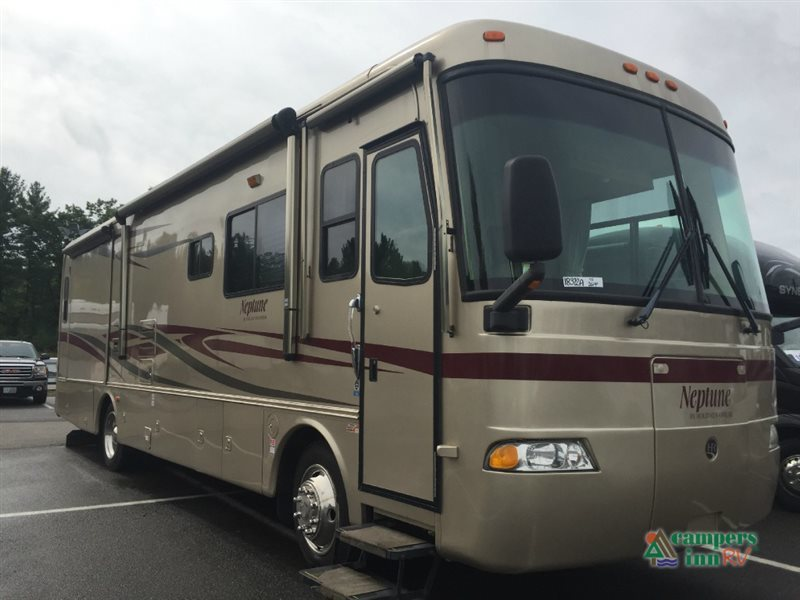 Holiday Rambler Neptune 34SBD
