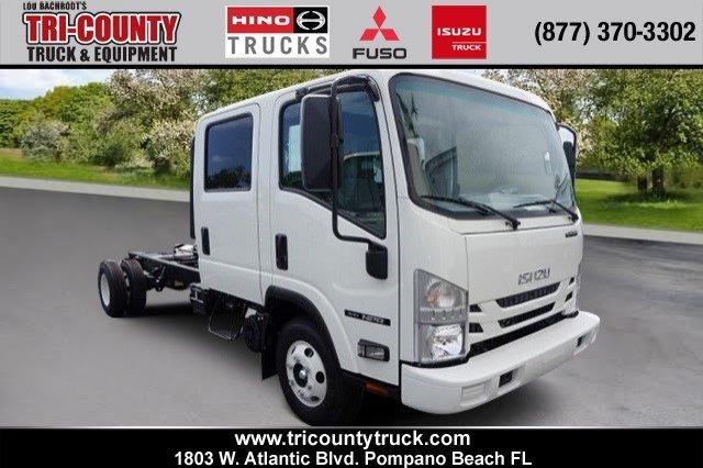 2016 Isuzu Truck Npr Crew Cab  Box Truck - Straight Truck