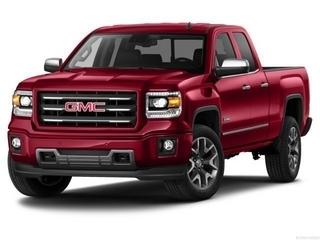 2015 Gmc Sierra 1500 Slt Pickup Truck