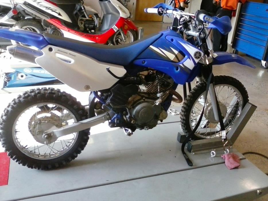 2006 yamaha ttr 125 electric start motorcycles for sale for Yamaha ttr 150 for sale
