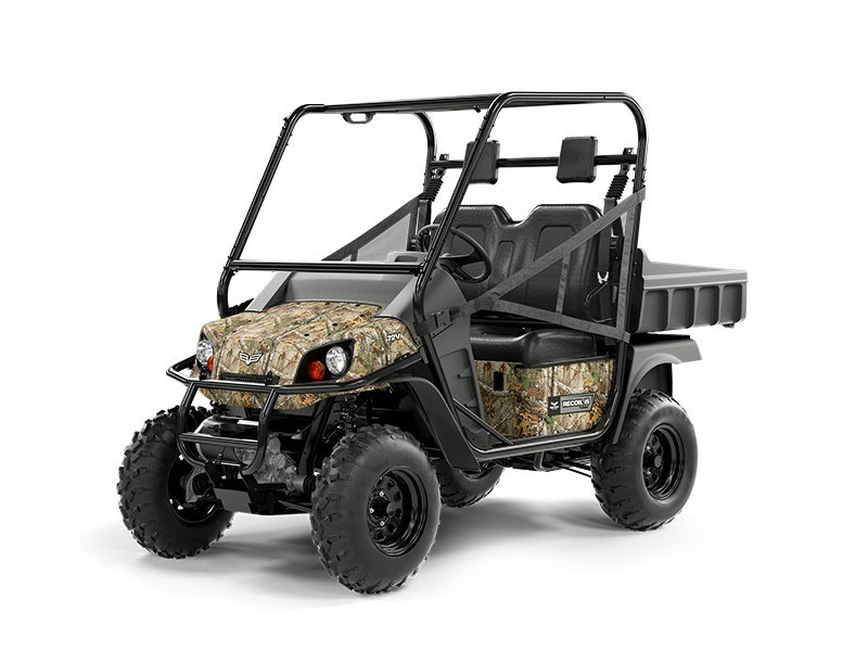 2016 Bad Boy Off Road Recoil iS 2-Passenger Realtree Xtra