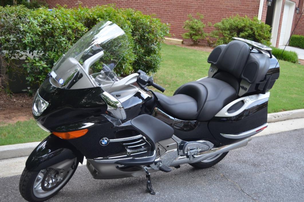bmw k1200lt motorcycles for sale in georgia. Black Bedroom Furniture Sets. Home Design Ideas