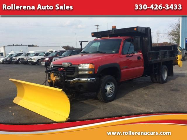 2003 Gmc Sierra 3500  Cab Chassis