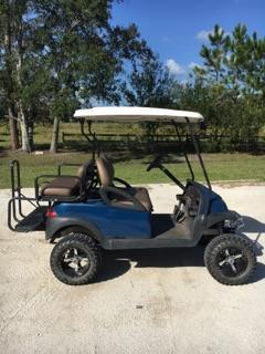 2012 Club Car GAS