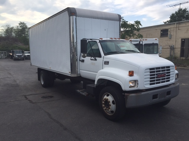 1997 Gmc C5500 Box Truck - Straight Truck