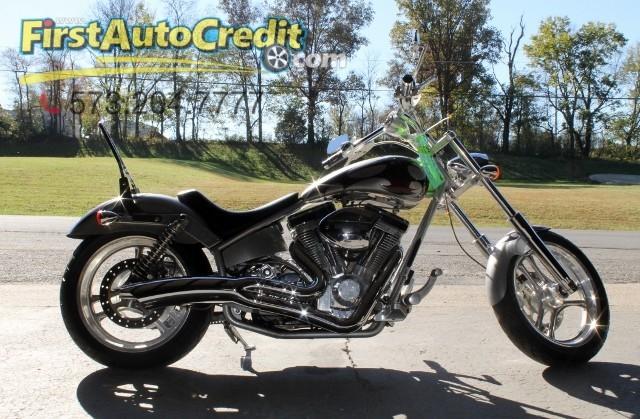 2006 Big Dog Motorcycles Ridgeback