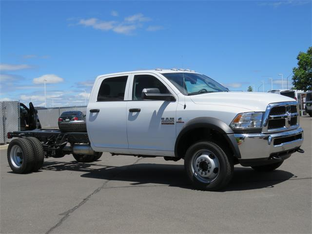 2016 Ram 4500 Chassis  Cab Chassis