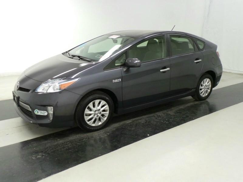 2013 Toyota Prius Plug-In 5dr HB (Natl)