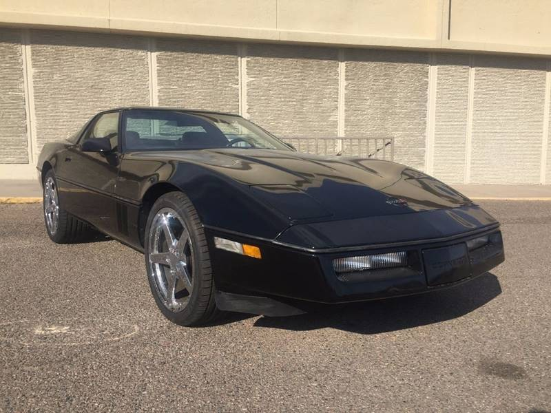1989 Chevrolet Corvette Base 2dr Hatchback