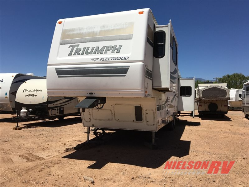 Fleetwood Rv Triumph Regency 365FLQS