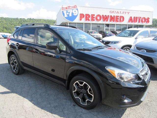 2014 Subaru XV Limited