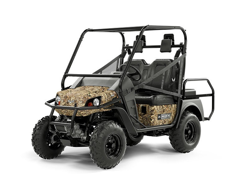 2016 Bad Boy Off Road Recoil iS 4-Passenger Realtree Max-5