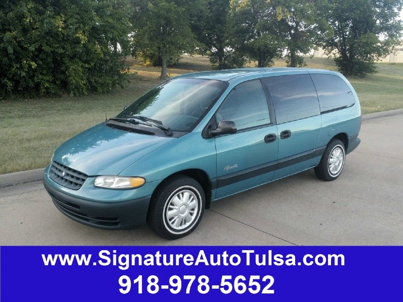1998 Plymouth Voyager ***VERY CLEAN*** CARFAX CERTIFIED!!!
