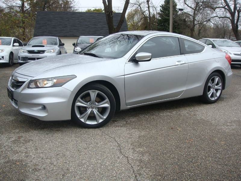 2011 Honda Accord EX-L V6 2dr Coupe 5A