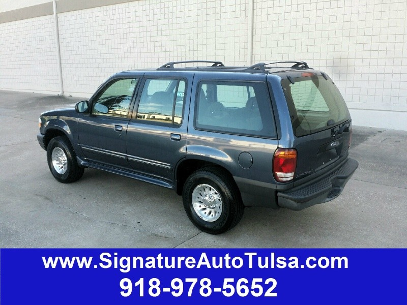 2000 Ford Explorer XLS ***SUPER CLEAN*** CARFAX CERTIFIED!!!