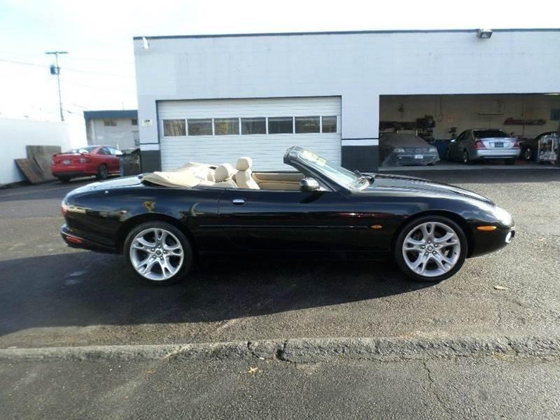 2003 Jaguar XK-Series XK8 Convertible 4.2L