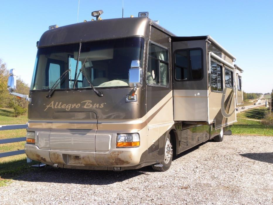 2003 Tiffin Motorhomes ALLEGRO BUS 38TGP