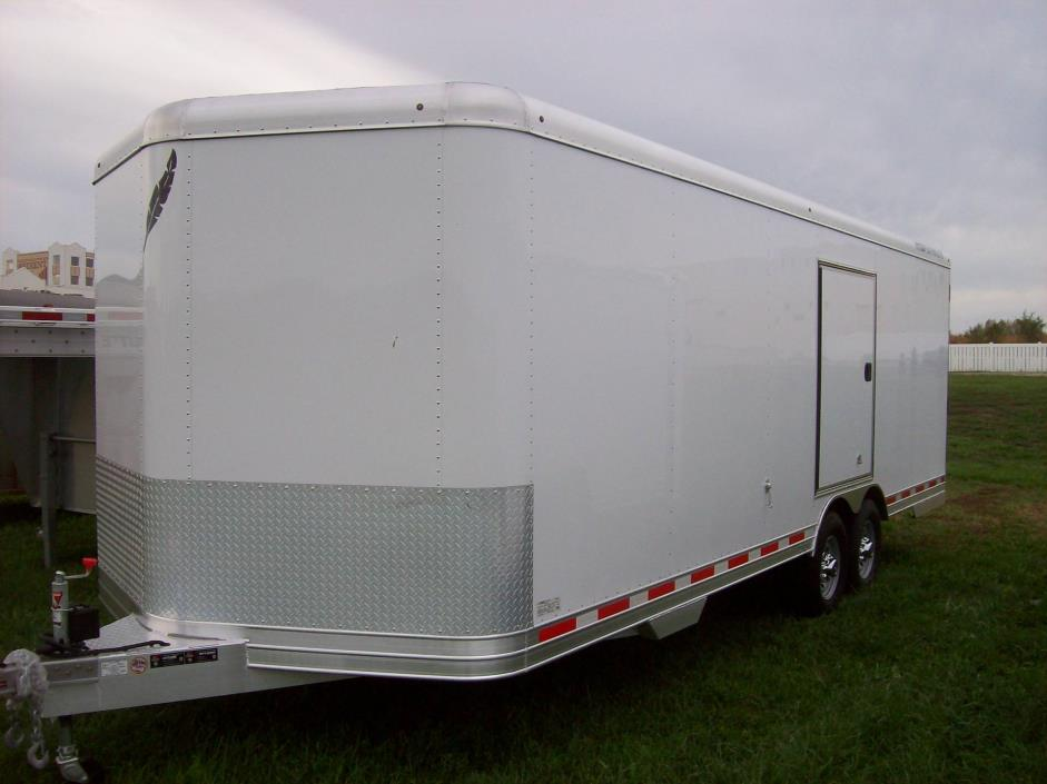 2017 Featherlite Trailers 4926-0024