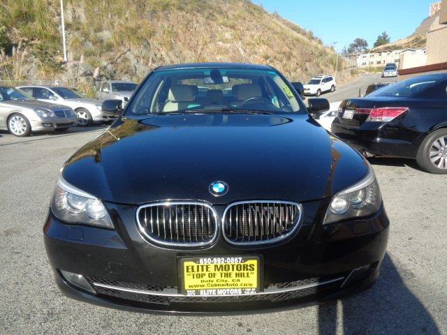 2010 BMW 5 Series 535i 4dr Sedan