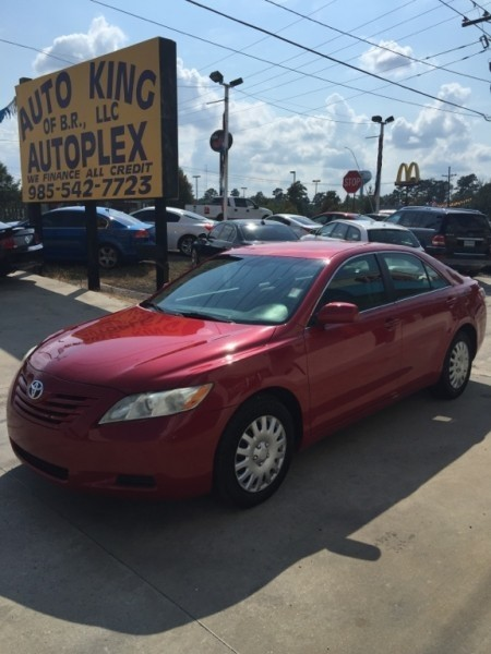 2008 Toyota Camry 4dr Sdn I4 Auto LE WE FINANCE ALL CREDIT GURANTEED