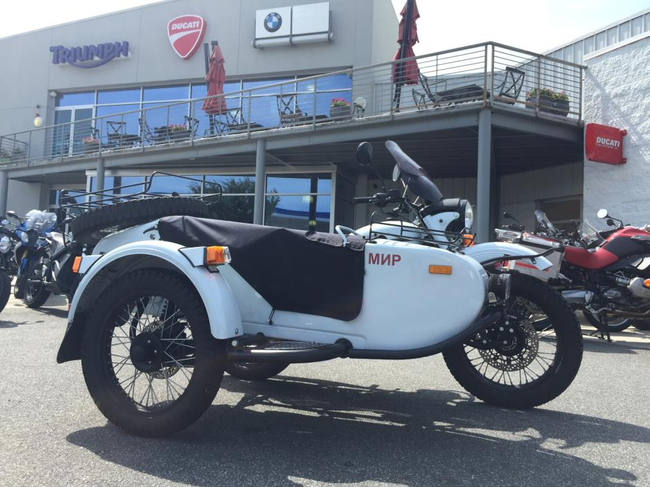 2014  Ural Motorcycles  Ural M?P (MIR) Limited Edition
