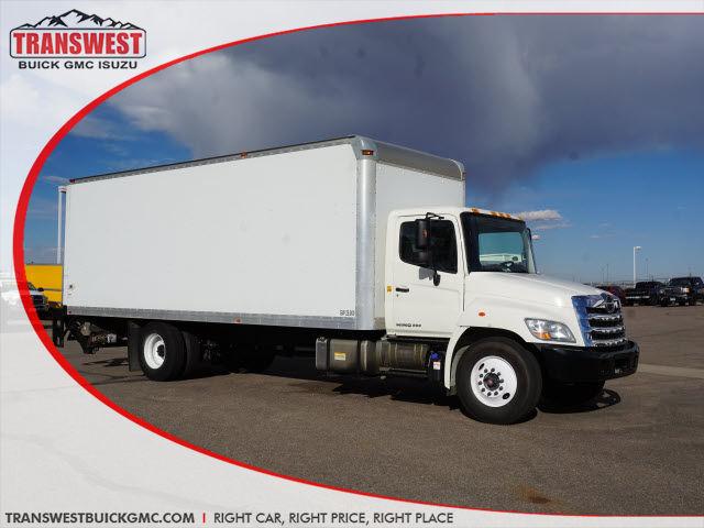 2012 Hino Trucks Hino Box Truck - Straight Truck