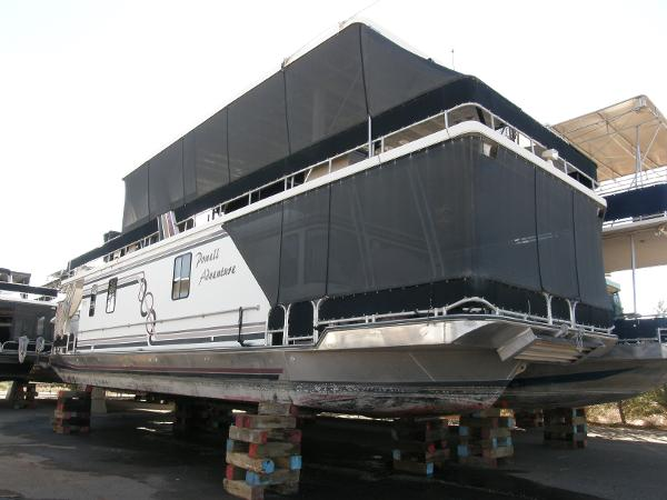 1998 Lakeview Houseboat