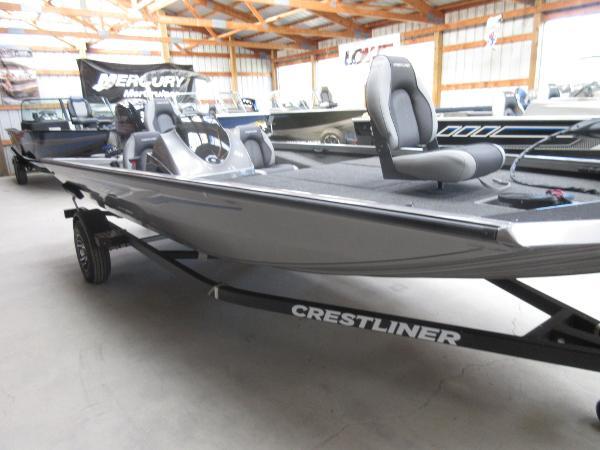 2017 Crestliner VT 18 DX