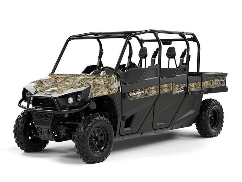 2017 Bad Boy Off Road Stampede XTR EPS Camo