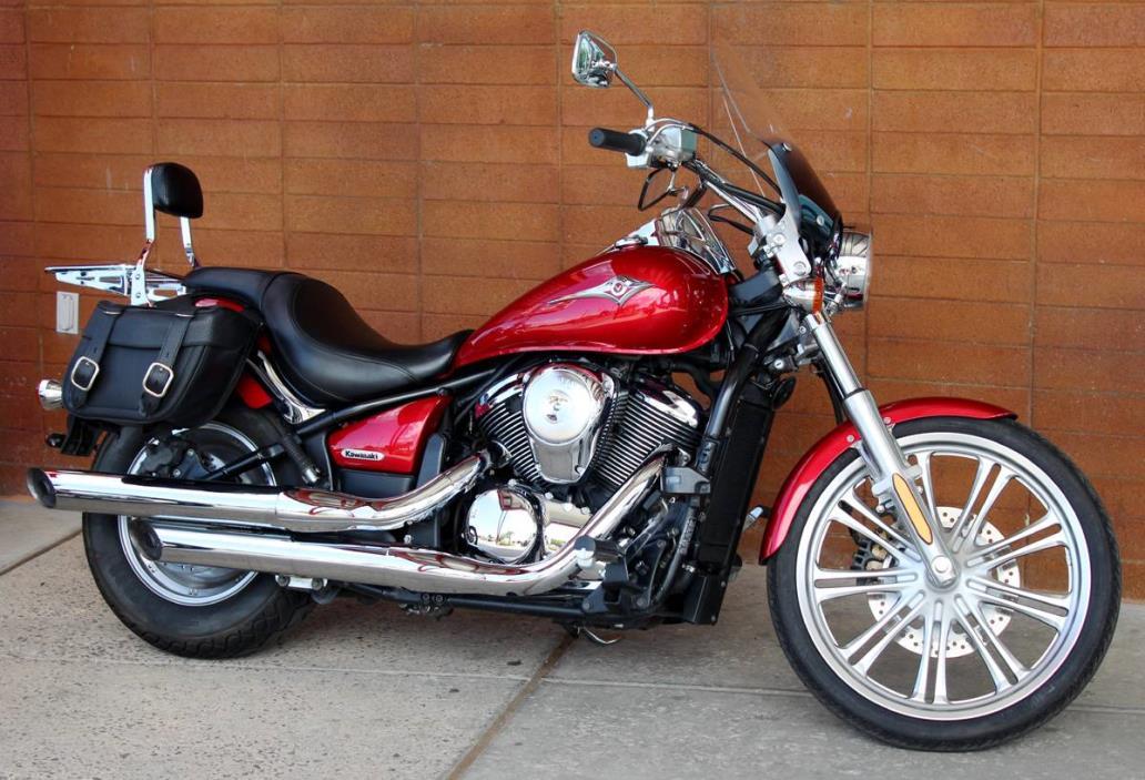 Kawasaki Motorcycles For Sale In Kingman Arizona