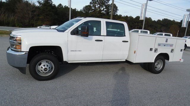 2015 Chevrolet Silverado 3500hd Built After Aug 14  Utility Truck - Service Truck