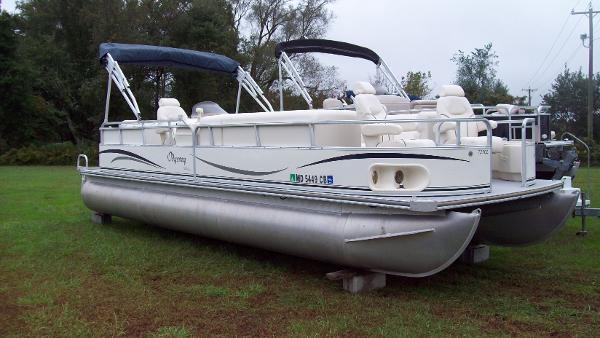 Odyssey Pontoons Boats for sale