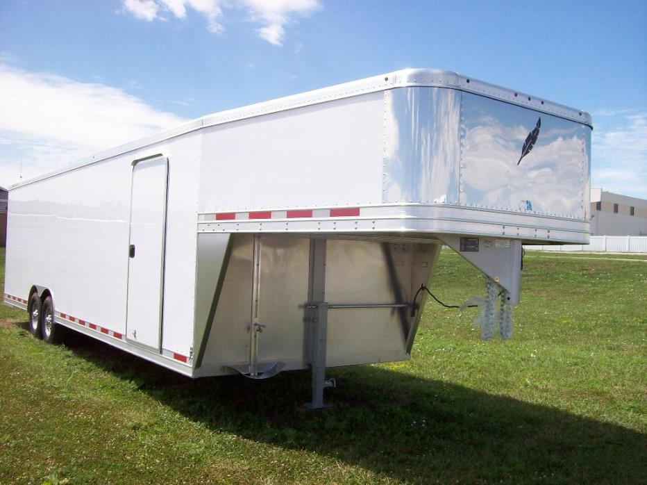 2016 Featherlite Trailers 1641-8628