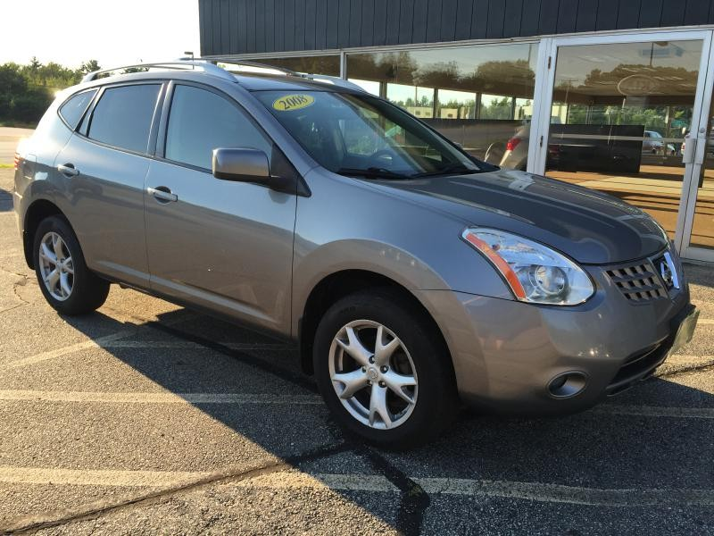 2008 Nissan Rogue SL AWD, 95K, Automatic, AC, Alloy Wheels, Sunroof