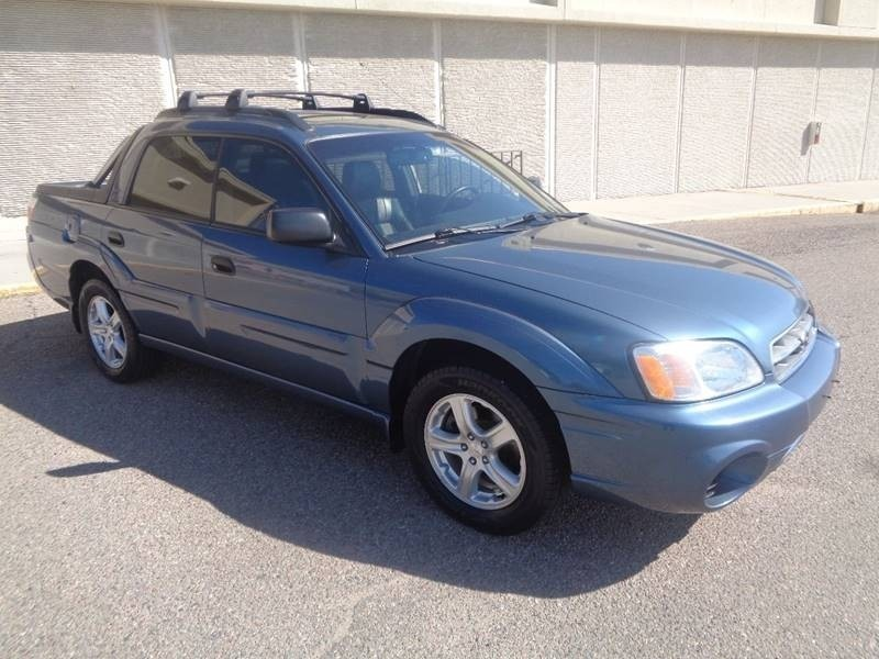 Subaru Baja Cars For Sale