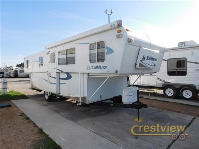 2007 Trailmanor TrailManor 3124KB