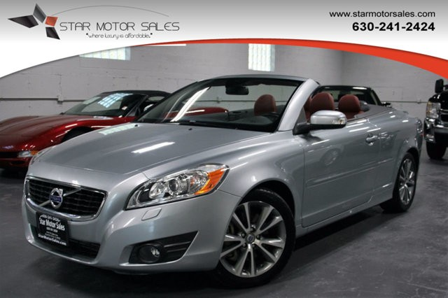 2011 Volvo C70 2dr Convertible Automatic
