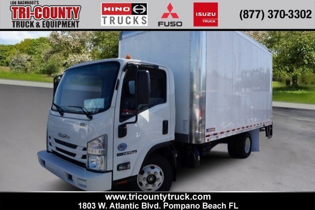 2016 Isuzu Truck Npr Hd Single Cab  Box Truck - Straight Truck