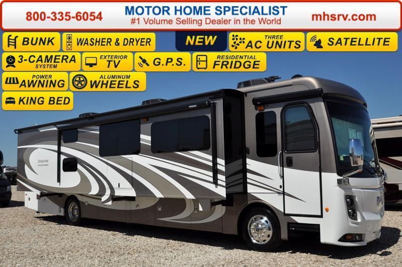 Holiday Rambler Endeavor 40G Luxury Bunk Model RV for Sa