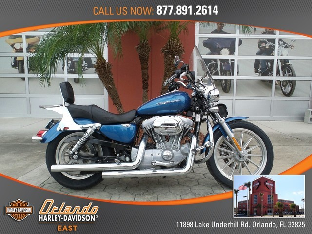 2005 Harley-Davidson XL883L SPORTSTER SUPERLOW XL883L