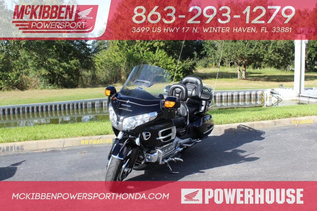Alpinestar Motorcycle Gloves >> Honda Gold Wing motorcycles for sale in Winter Haven, Florida