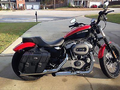 2011 Harley-Davidson Sportster  2011 Harley-Davidson XL1200N Nightster