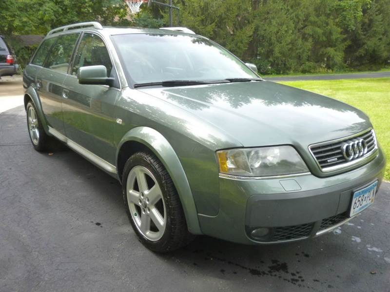 2004 Audi Allroad Quattro Base AWD 4dr 4.2 Wagon