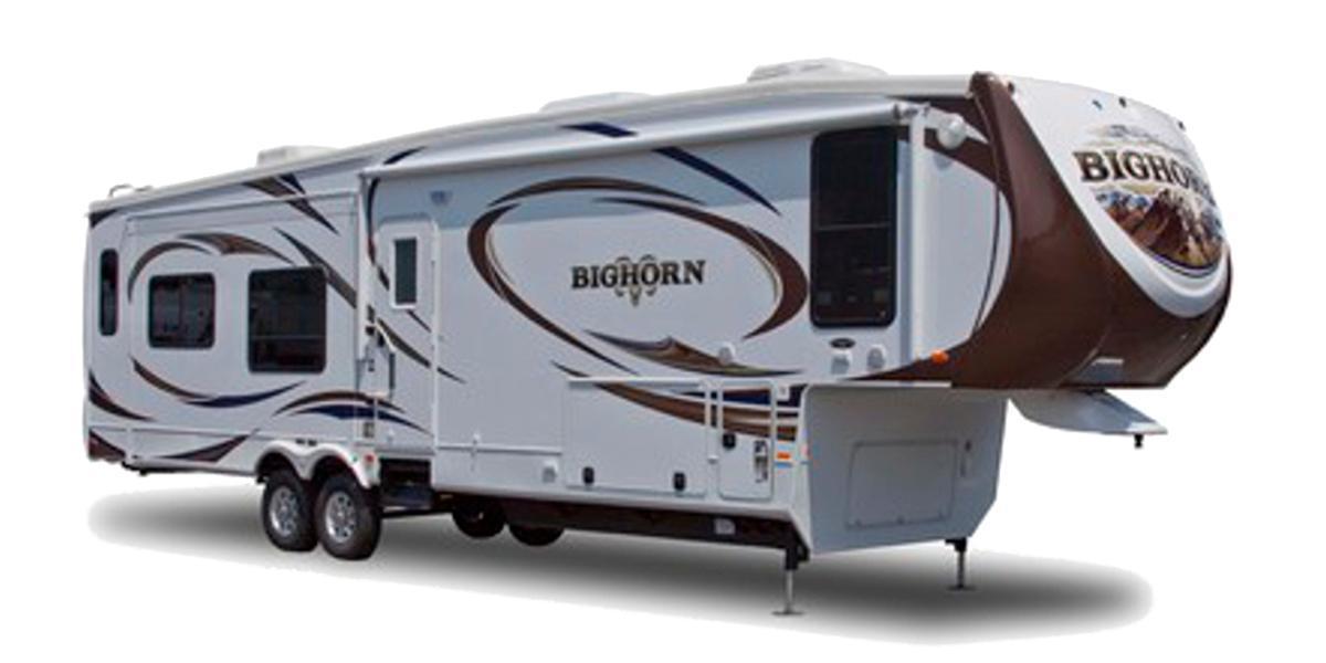 2013 Heartland Rv Bighorn 3610RE