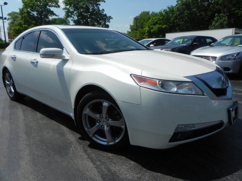 2010 Acura TL TECH PKG!