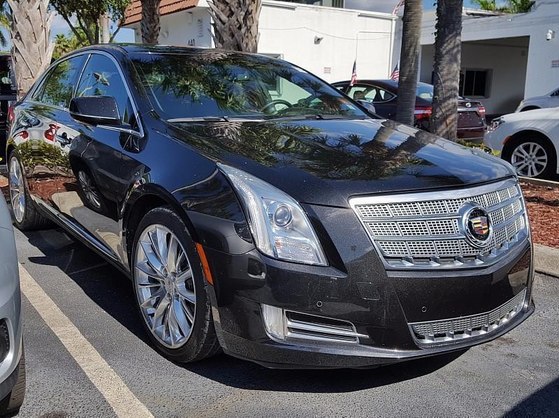 2013 Cadillac Xts Platinum Collection Cars for sale