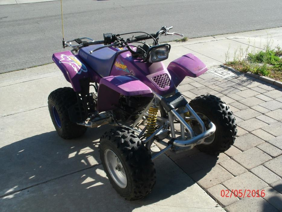 atv yamaha 200cc motorcycles for sale