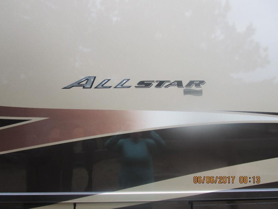 2009 Newmar ALL STAR 4481