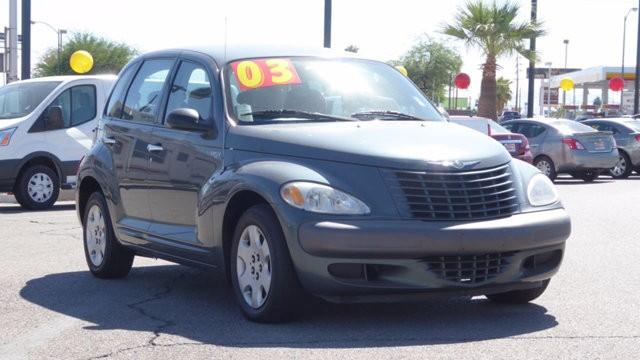 2003 Chrysler PT Cruiser 4dr Wagon